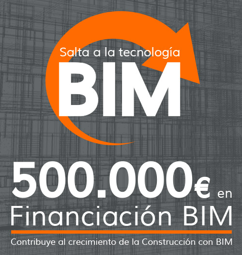 500.000 € en Financiación BIM