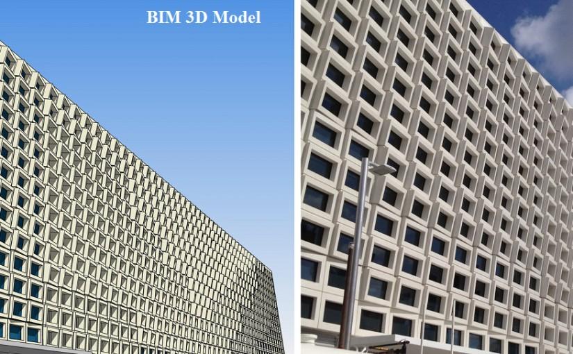 Figura 1 - BIM: Del proyecto a la obra
