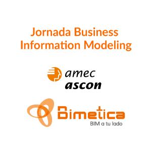 AMEC-ASCON y BIMETICA firman un Acuerdo de Colaboración para fomentar la Internacionalización de las empresas mediante la tecnología BIM