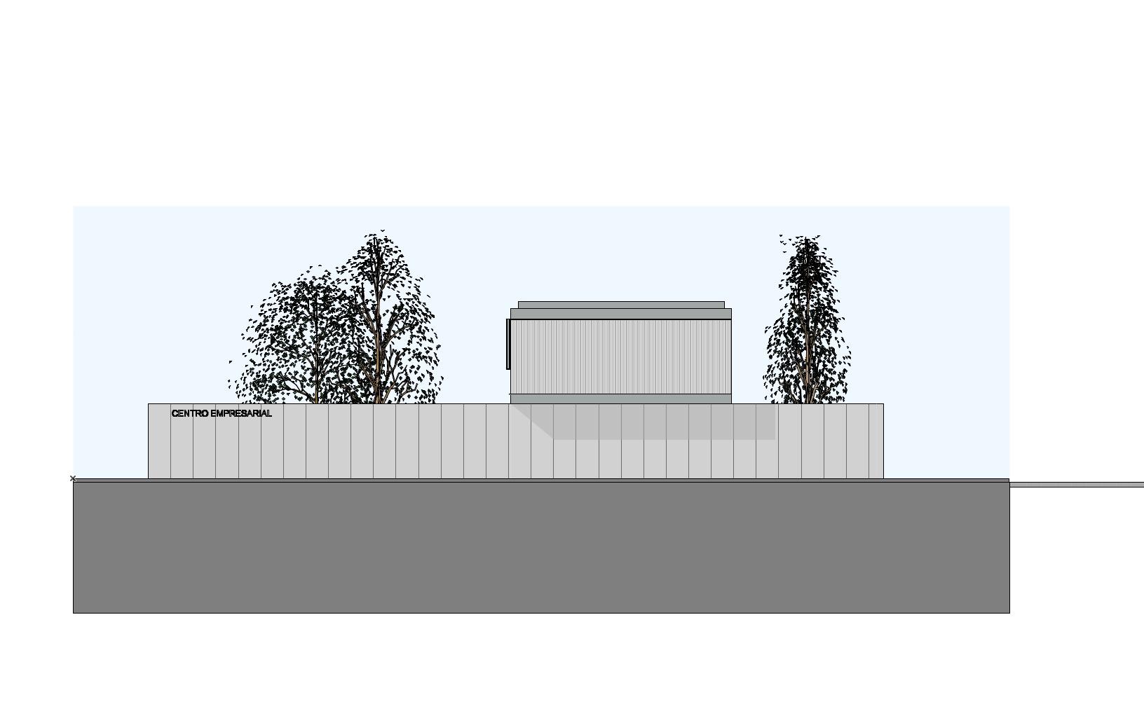Centro Empresarial . Javier Marín Arquitecto