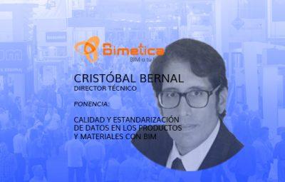 Bimexpo2016-Ponencia-CRISTOBAL BERNAL