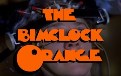 the bim cloc orange