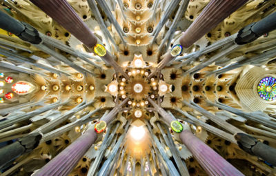 Sagrada_Familia_nave_roof_detail