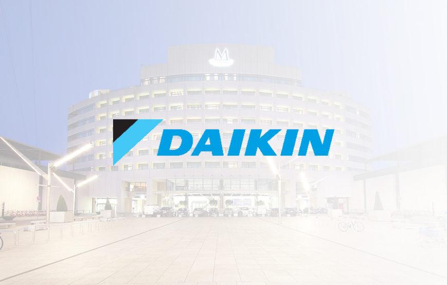 DAIKIN y el mejor socio para sus certificaciones de sostenibilidad por Pere Vilanova