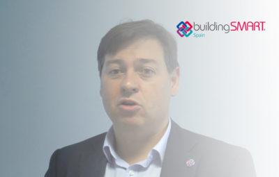 Entrevista a Sergio Muñoz Secretario de la BuildingSMART durante la presentación del Estandar eCOB en Madrid