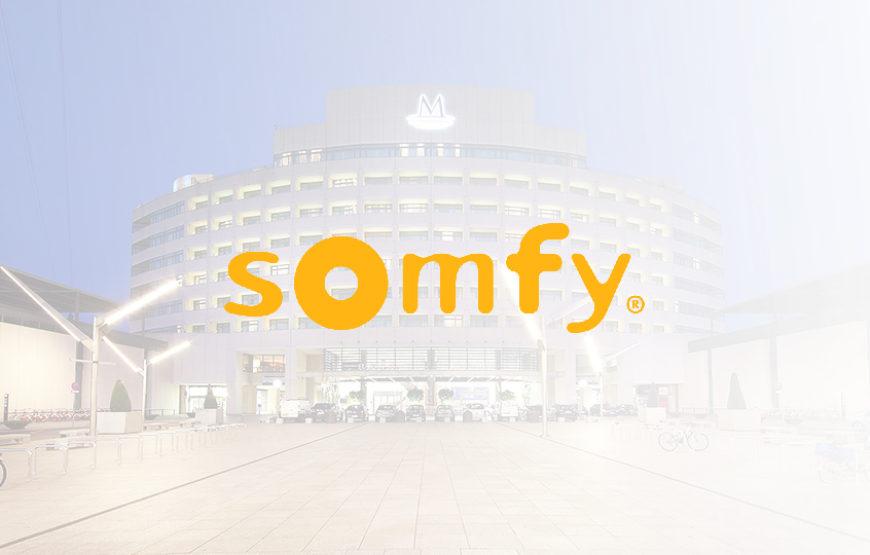 La Fachada Dinámica se adapta al BIM y BREEAM por Albert López de Somfy España.
