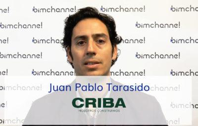 Entrevista a Juan Pablo Tarasido Visepresidente en CRIBA - BIMEXPO 2018