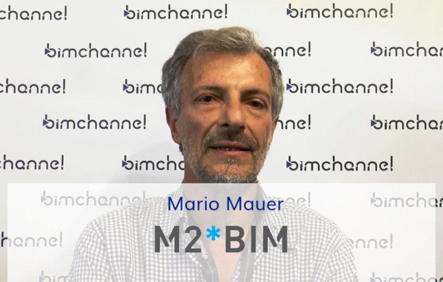 Entrevista a Mario Mauer Presidente de BIM Forum Argentina y Director en de M2*BIM y Bimetica Argentina - BIMEXPO 2018