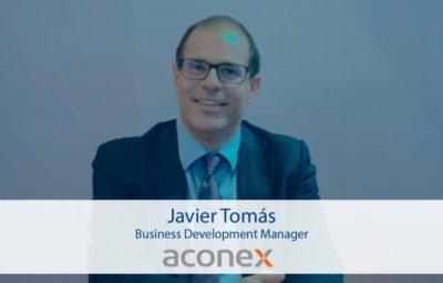 BIM - Entrevista a Javier Tomás en representación de ACONEX - BIMEXPO 2016