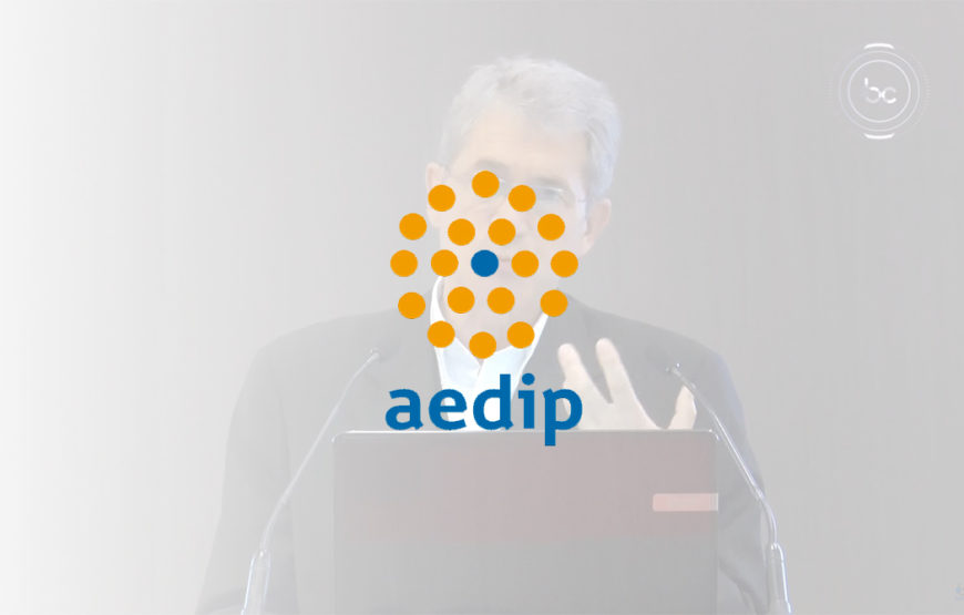 BIM - Ponencia de Jordi Seguro Capa - AEDIP - Beyond Building Barcelona
