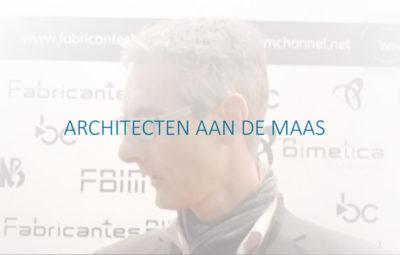 BIM Entrevista a Rafael Caliz - Architecten aan de Maas - Beyond Building Barcelona
