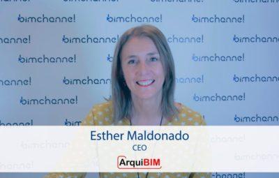 BIM - Entrevista a Esther Maldonado representando a ARQUIBIM - BIMEXPO 2016