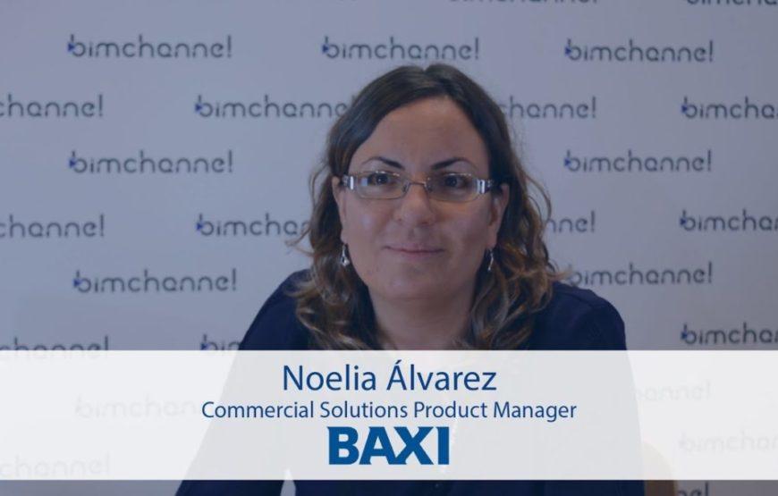 BIM - Entrevista a Noelia Álvarez de BAXI - BIMEXPO 2016