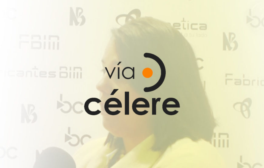 BIM - Entrevista a Sandra Llorente - Via Celere - Beyond Building Barcelona