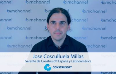 BIM -Entrevista a Jose Cosculluela representando a CONSTRUSOFT - BIMEXPO 2016