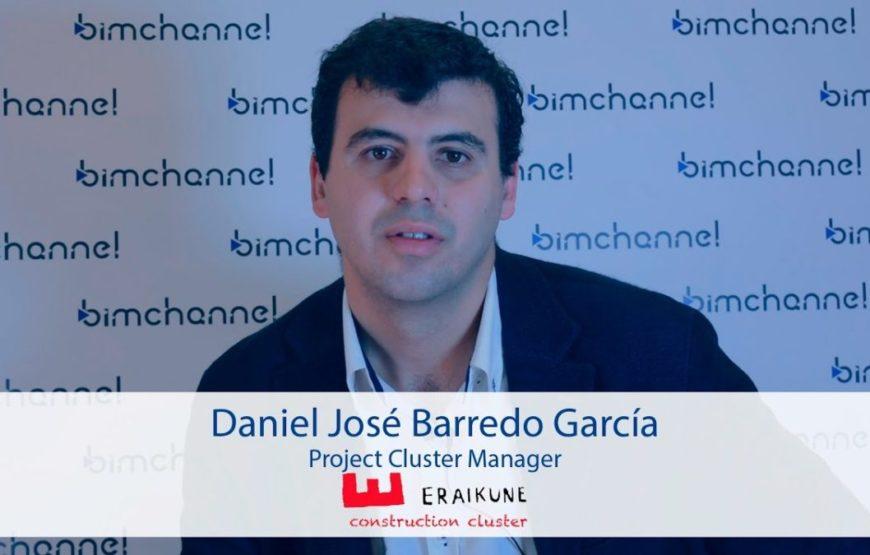 BIM - Entrevista a Daniel Barredo de ERAIKUNE - BIMEXPO 2016
