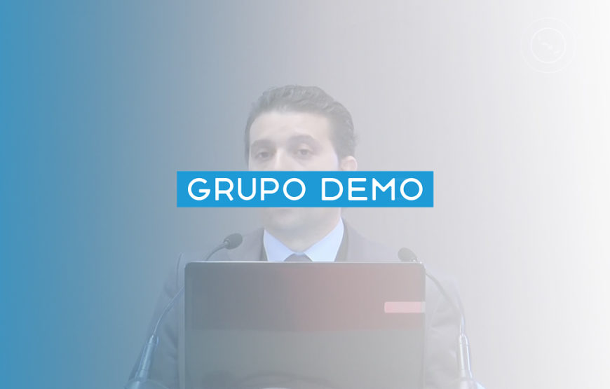 BIM Ponencia de Francisco García - GRUPO DEMO - Beyond Building Barcelona