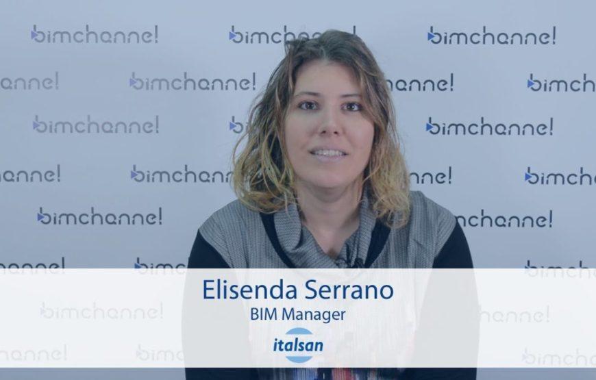 BIM Entrevista a Elisenda Serrano de ITALSAN - BIMEXPO 2016