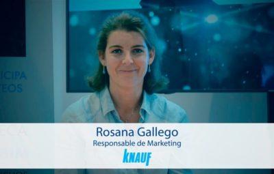 BIM - Entrevista a Rosana Gallego en representación de KNAUF - BIMEXPO 2016