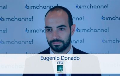 BIM - Entrevista a Eugenio Donado en representación de LUMION - BIMEXPO 2016