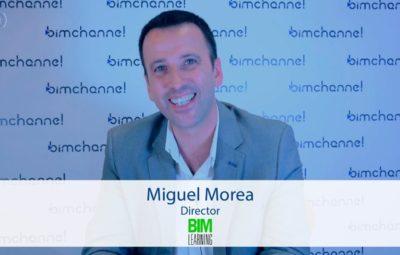 BIM - Entrevista Miguel Morea de BIM LEARNING - BIMEXPO 2016