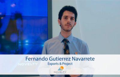 BIM - Entrevista a Fernando Gutierrez Navarrete - NOVELTY -BIMEXPO 2016