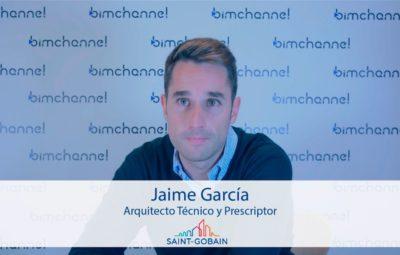 BIM Entrevista a Jaime García en representación de Eurocoustic de SAINT-GOBAIN - BIMEXPO 2016