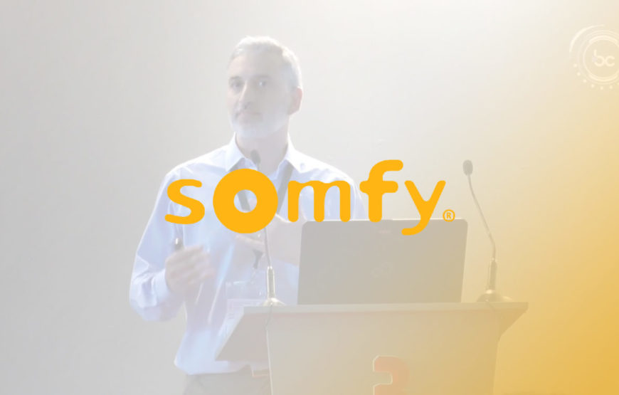 BIM - Ponencia de Albert López - Somfy - Beyond Building Barcelona