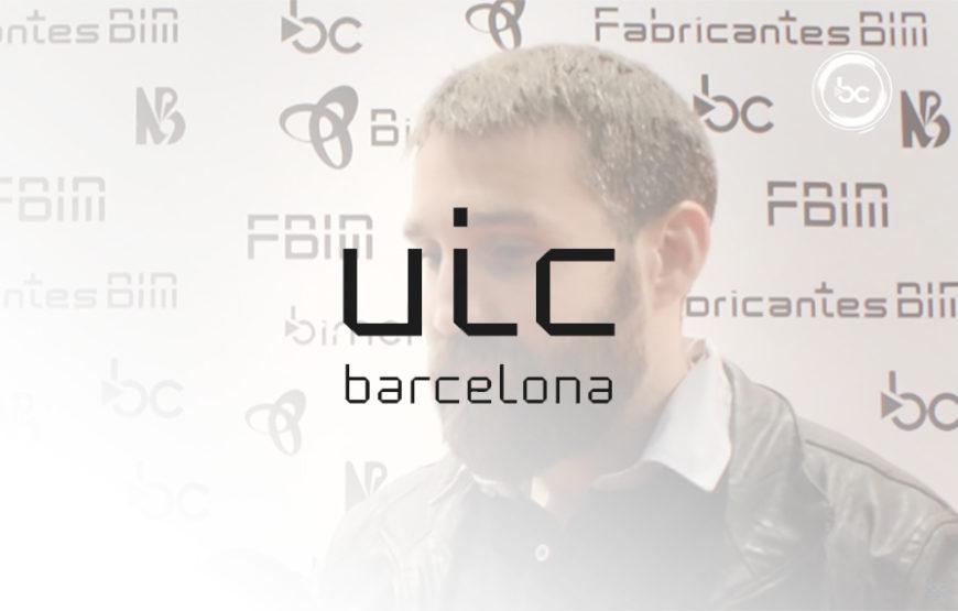 Entrevista a Chema Díez - UIC - Beyond Building Barcelona