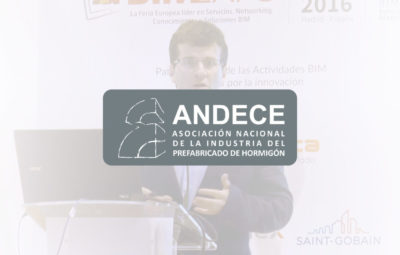 Ponencia de Alejandro López Vidal - ANDECE - BIMFORUM - BIMEXPO 2016