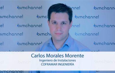 bim Entrevista a Carlos Morales en representación de COFRAMAR INGENIERÍA - BIMEXPO 2016