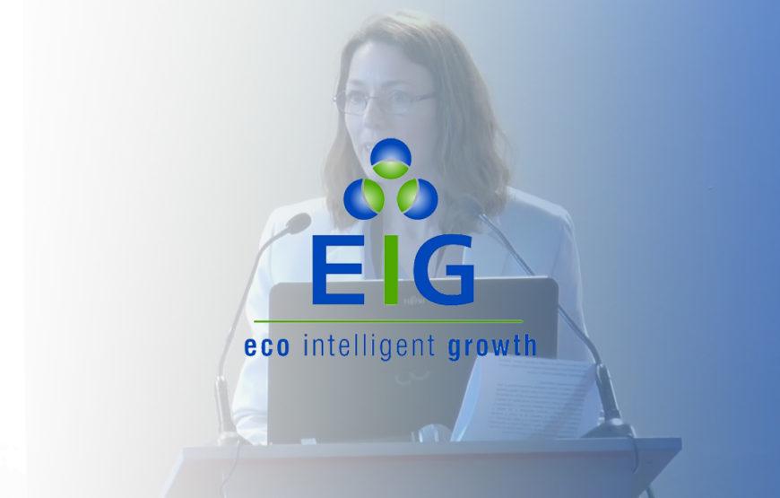 BIM - Ponencia de Maria Colantoni - Eco Intelligent Growth (EIG) - Beyond Building Barcelona
