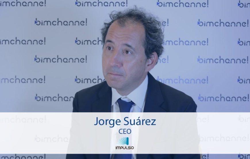 bim - Entrevista a Jorge Suárez de IMPULSO - BIMEXPO 2016