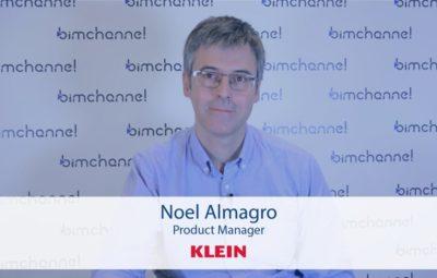 nim - Entrevista a Noel Almagro en representación de KLEIN - BIMEXPO 2016