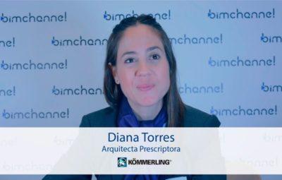 bim Entrevista a Diana Torres representando a KÖMERLING - BIMEXPO 2016