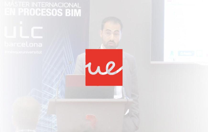 BIM - Ponencia de Oscar Liébana - UEM - Beyond Building Barcelona