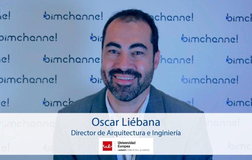 BIM - Entrevista Oscar Liébana de la Universidad Europea de Madrid - BIMEXPO 2016