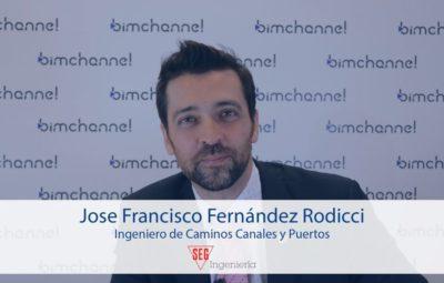 BIM Entrevista a Jorge Francisco Fernandez de SEG INGENIERÍAS - BIMEXPO 2016