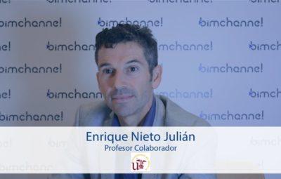 bim Entrevista a Enrique Nieto en representación de la Universidad de Sevilla - BIMEXPO 2016
