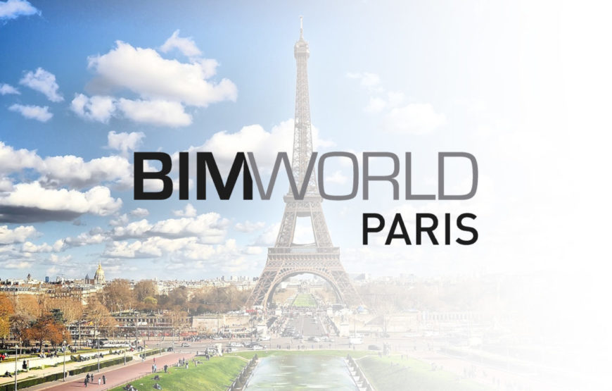 BIMWORLD PARIS 2019-BIMCHANNEL