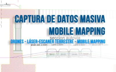 CAPTURA DE DATOS MASIVA - MOBILE MAPPINGS