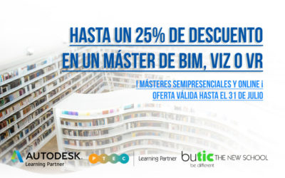 butic the new school oferta masteres bim