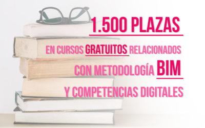fOTO PORTADA- BIMCHANNEL -La Fundación Laboral de la Construcción ofrece 1.500 plazas en cursos gratuitos relacionados con metodología BIM y competencias digitales