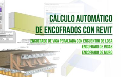 Calculo automatido de encofrados en revit tutorial - bimchannel