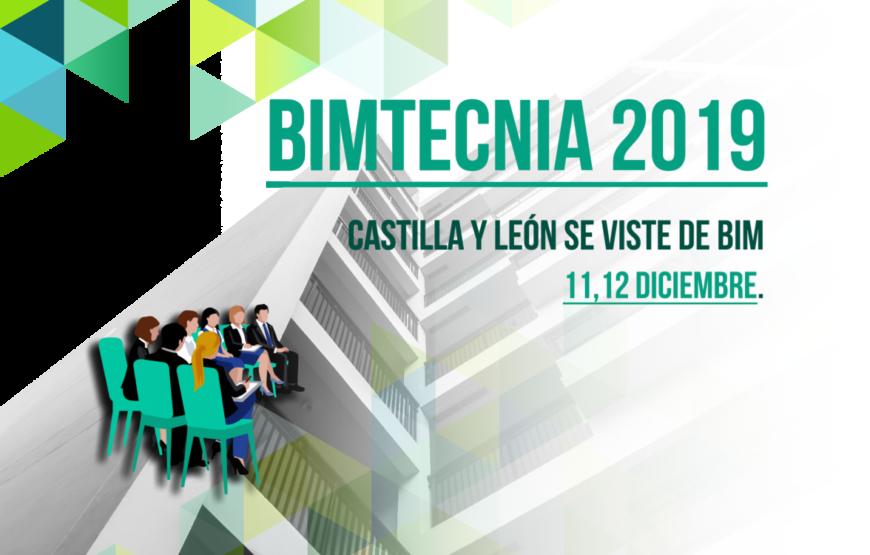 Castilla y León se viste de BIM – BIMTECNIA 2019