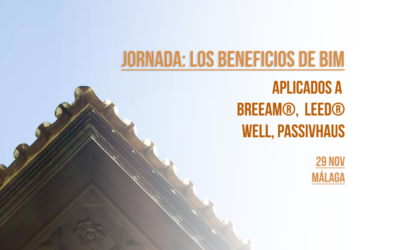 NdP Jornada BIM-BREEAM-WELL Passivhaus (Málaga)