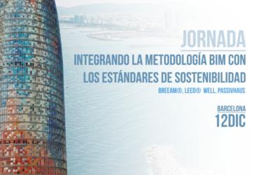 Jornada - Integrando la metodología BIM, con los estándares de sostenibilidad - BIMCHANNEL