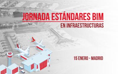 Jornada Estándares BIM en Infraestructuras - Madrid - bimchannel