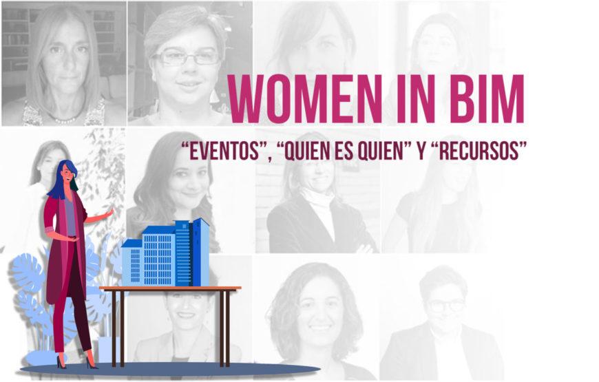 Women In BIM - foto portada bimchannel - 1740x1110px