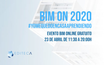 BIM On 2020 - Desde BIM Channel foto portada